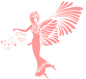floral-angel